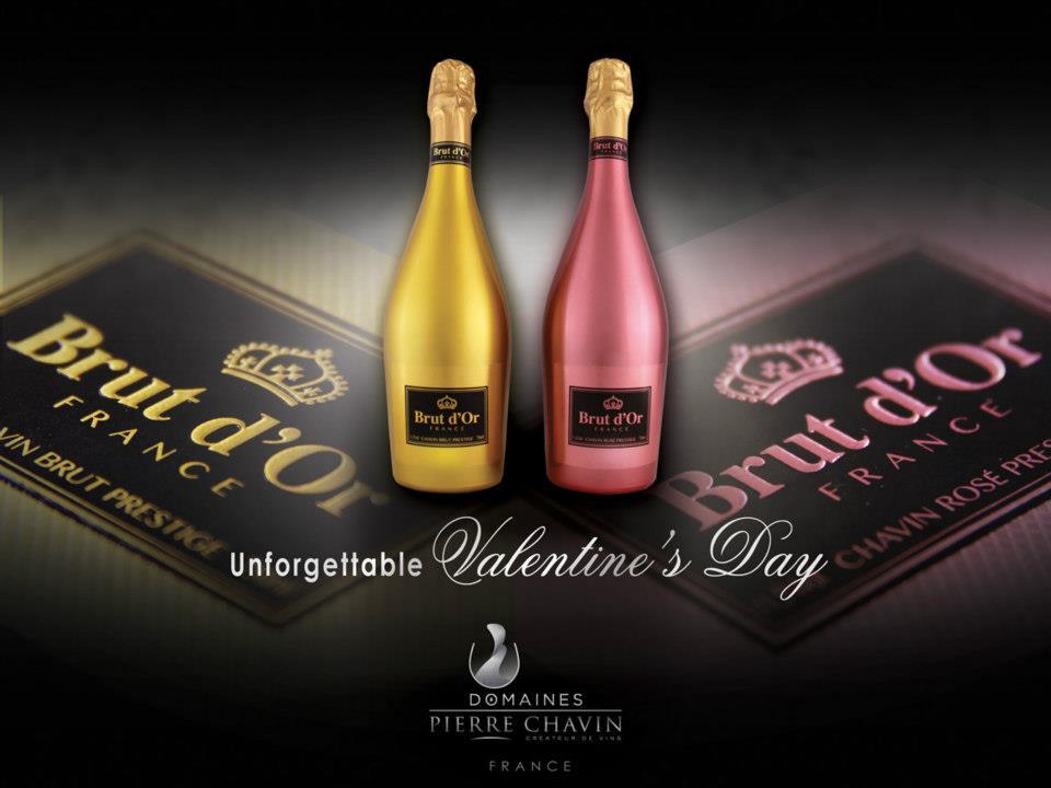 Excellente Saint-Valentin à tous les amoureux !