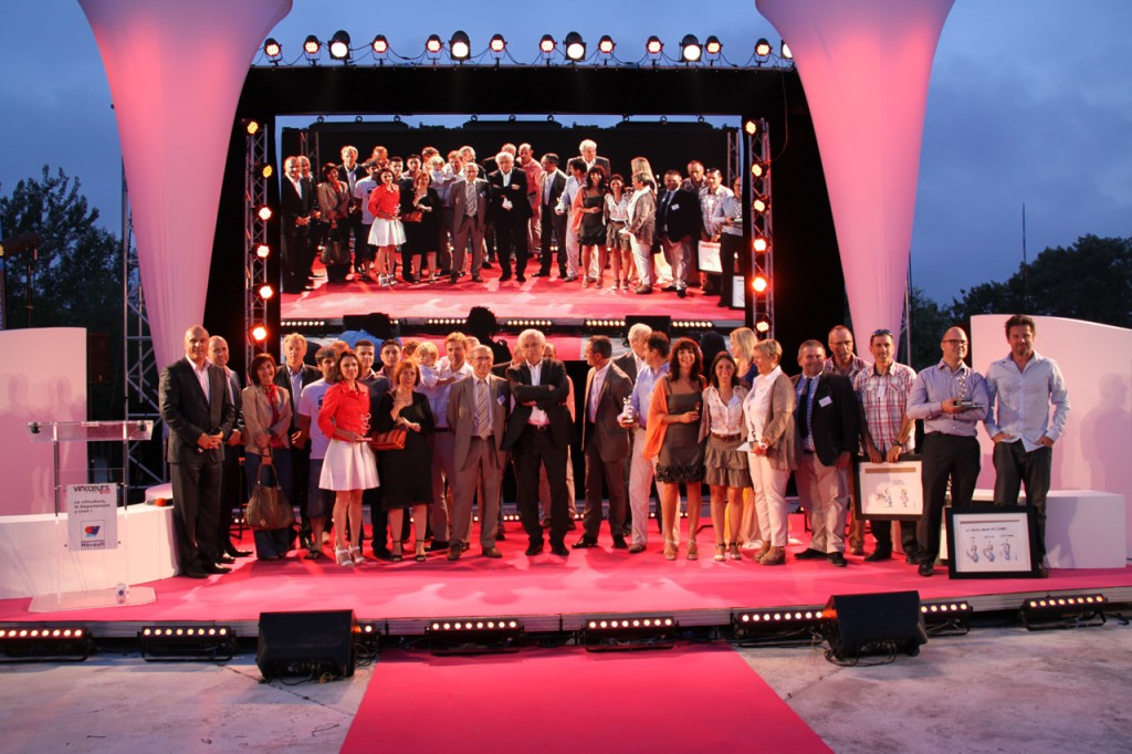 Lauréats Vincoeurs 2013