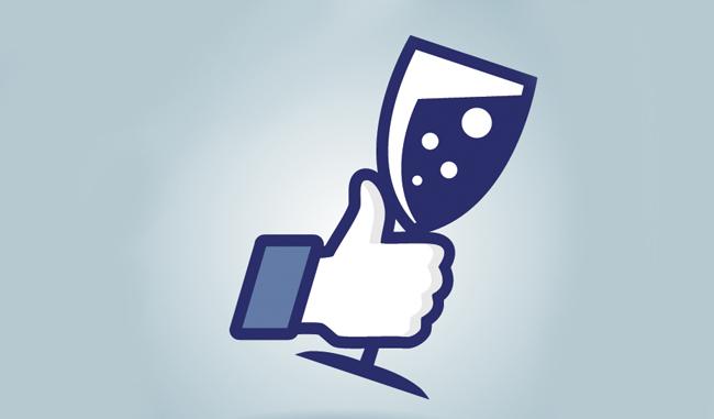 Le vin et les réseaux sociaux