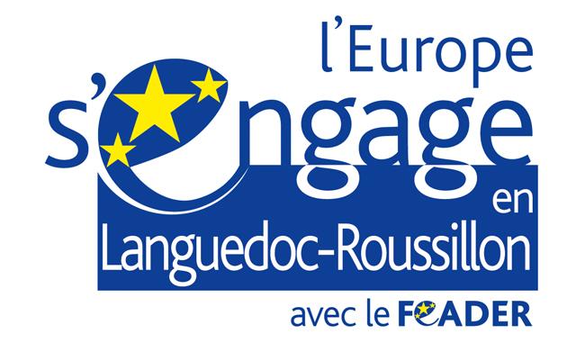 FEADER, fonds européen agricole pour le développement rural, pour la région Languedoc-Roussillon