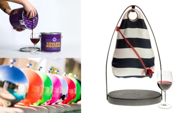 Découvrez le must en matière d'innovation de bag-in-box