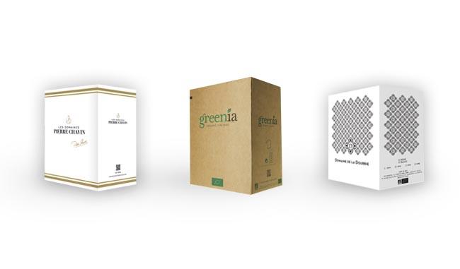 Réalisation de cartons par Avina