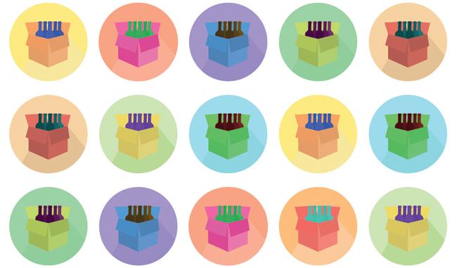 Les différentes techniques d'impression du carton ondulé