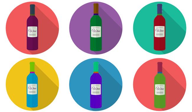 Choix de dorure et papiers pour les étiquettes de bouteilles de vin