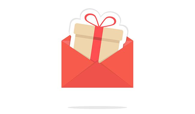 Campagne Emailing spéciale fin d'année