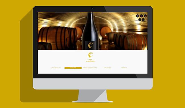 Création de site internet par Avina Conseil