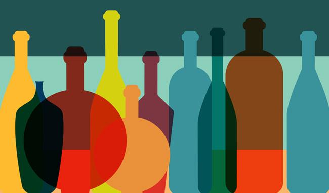 L'avènement de la bouteille en verre